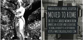 MARIA LOUISA LANDER #100travelHERS   by sandrakaybee