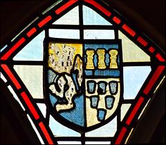 heraldic shield (15th Century)