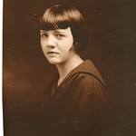 Polly Edwards-Vermillion (no children). Husband, Edwin Vermillion (Tubby) was in merchant marines in California. Stanley Price Edwards youngest sister.
