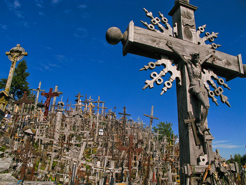 Hill of Crosses | by Expectmohr
