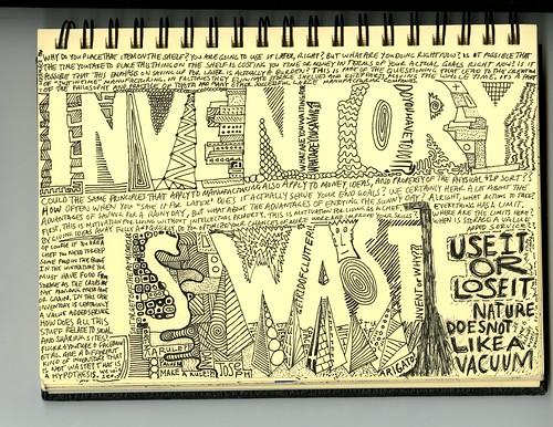 dandoodlescan065-inventory is waste | by Inha Leex Hale