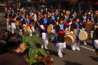 Korean paraders | by agperson