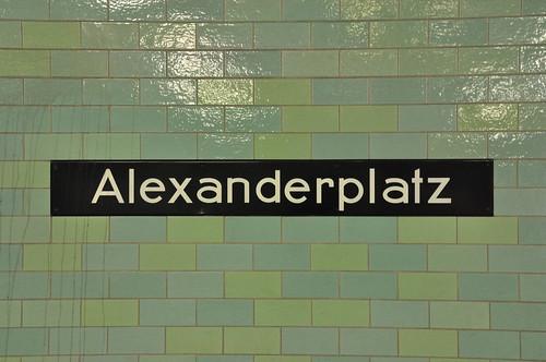 Alexanderplatz | by vxla