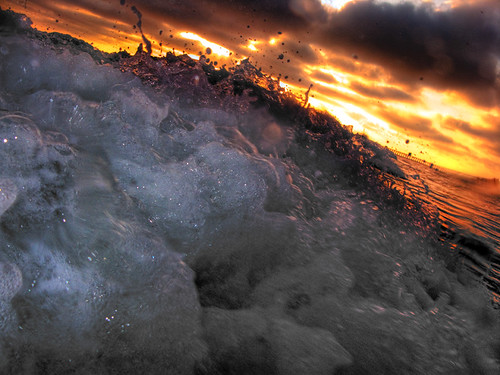 ocean california sunset beach water pier surf body tide wave pacificocean oceanside wisconsinstreet