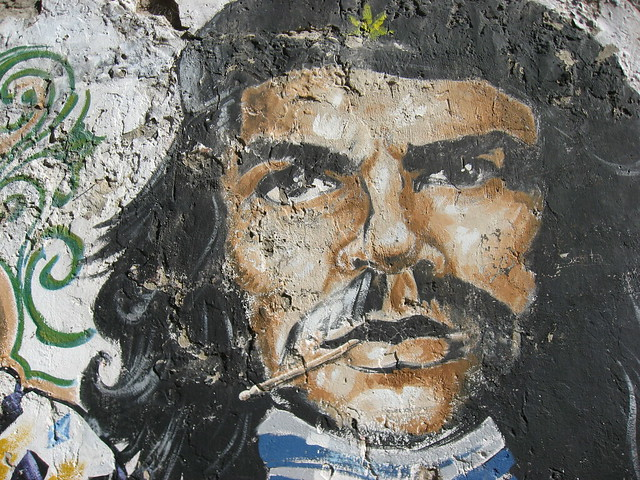 san telmo Che Guevara