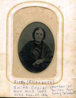 Betsy Smith Craig