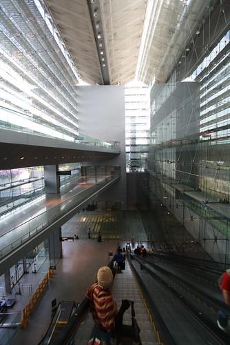 Chengi Airport II   by Kojach