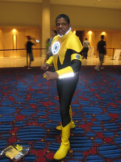 Sinestro Corps | by Once Upon a Geek