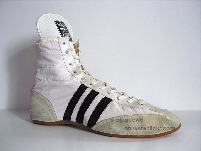 vintage adidas wrestling shoes - 60