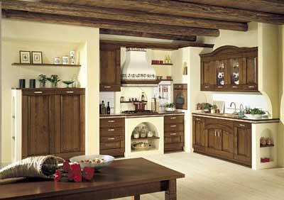 Cucina Ad Angolo In Muratura : Cucina ad angolo in muratura fotografia di una cucina con u flickr