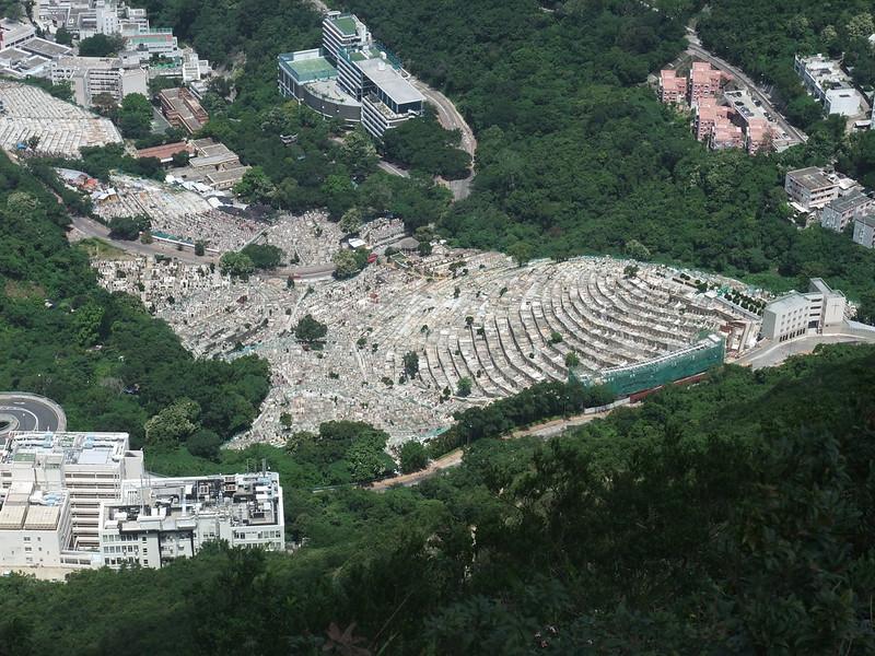 香港華人基督教聯會薄扶林道墳場