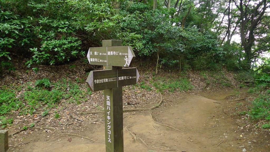 天園ハイキングコース Ten'en Hiking Trail