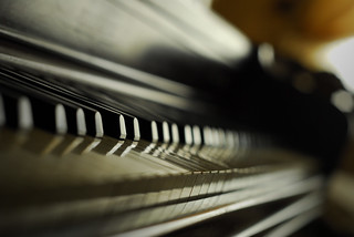 My home piano | by Sergio Vassio