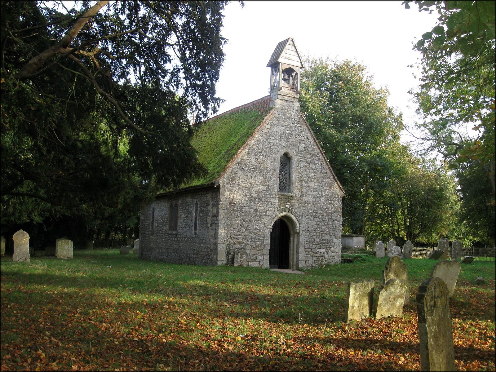 Botley church