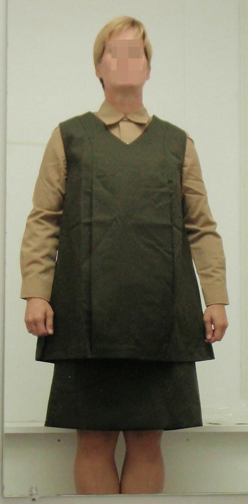 PB090200 | Service Alphas (tunic), minus necktab/ironing  Re