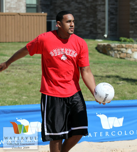 Volleyball Tournament 2009 At Watervue Apartment Homes