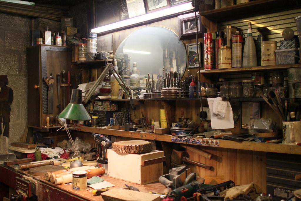 Diy Industrial Furniture