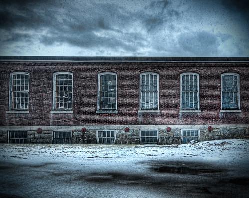snow storm massachusetts linwood uxbridge whitinsville nikond90 tokina1116mm linwoodmill
