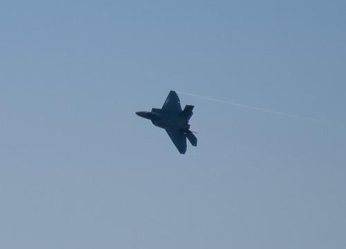 F-22 topside oblique 2 | by cetaylor