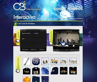 CBI - Developed for: Extudio Inc