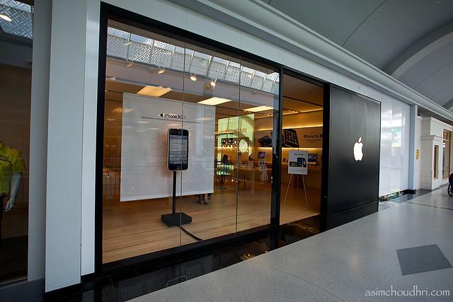 newest d481f f940c by asim choudhri apple store towson town center...   by asim choudhri