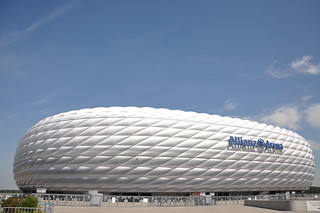 Allianz Arena, Munich, Germany | by Francisco Antunes