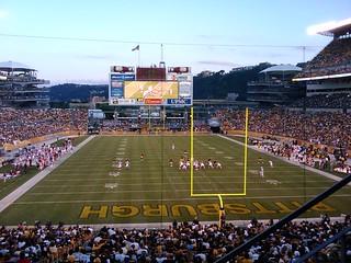 Steelers v Bills | by Chris Winters
