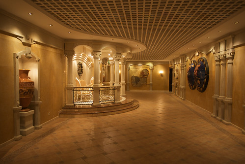 Cricova wine cellar | by hanspoldoja