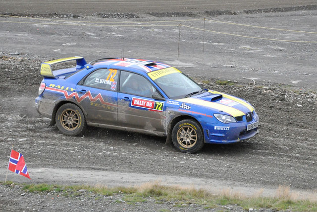production Subaru