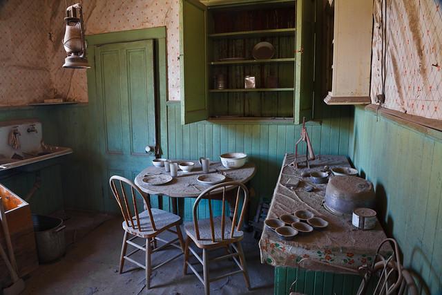 Inside Tom Miller House