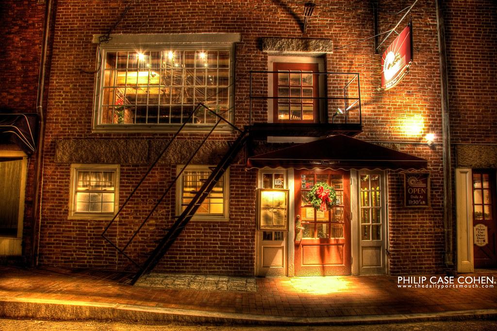 The Oar House by Philip Case Cohen