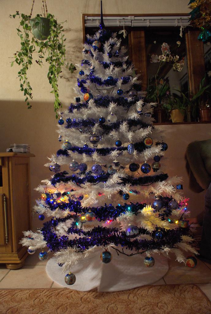 Sapin De Noël Décoré Sapin De Noël Décoré Frédéric