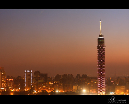 night egypt ägypten egitto zamalek kairo cairotower 17thfloor lecaire القاهرة 187metresheight rameshiltonhotel build1960 برجالقاهرة locatedongeziraisland