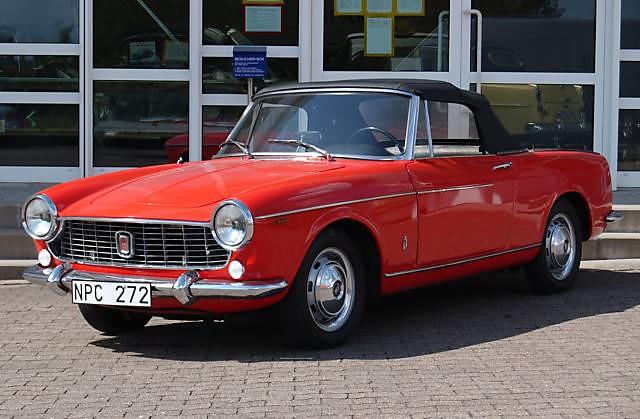 Fiat 1500 Cabriolet – 1963