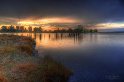 park sunset beach geotagged spit surrey crescent whiterock blackie hdr summersend janusz leszczynski geo:lat=49057176 geo:lon=122874104 002731