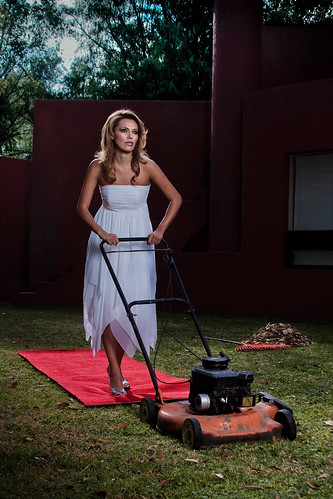 Domestic Diva on Red Carpet