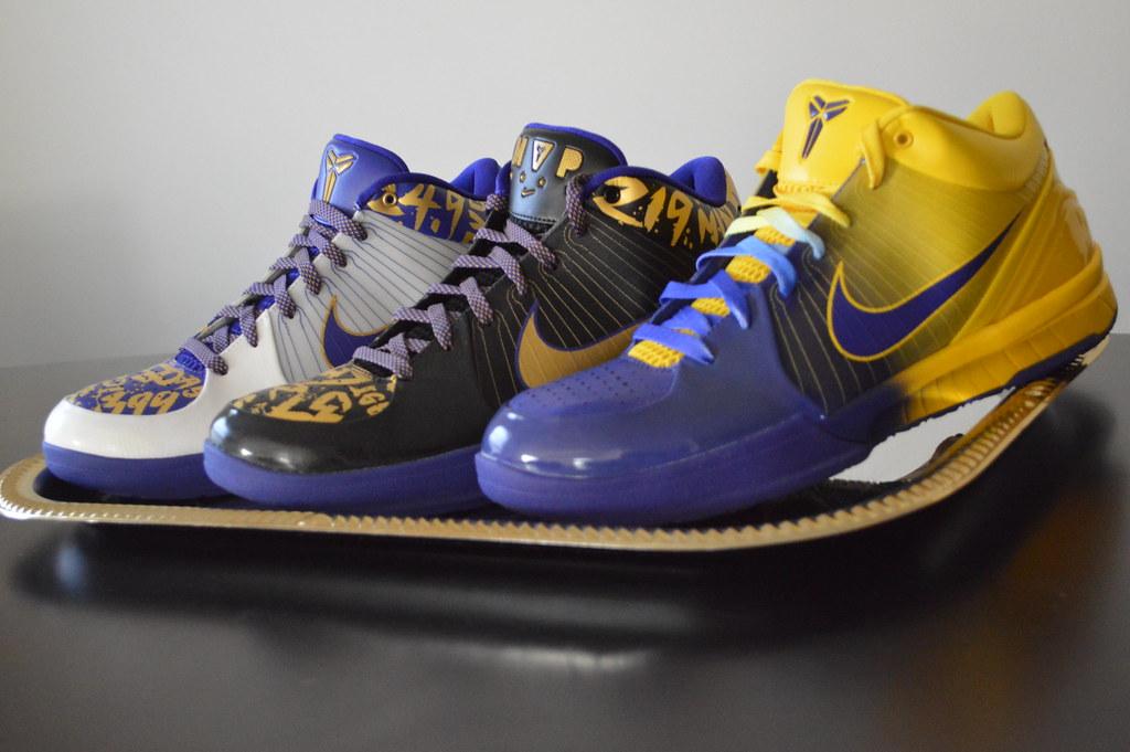 hot sale online ff39c 5a89a ... Nike Zoom Kobe IV (4)