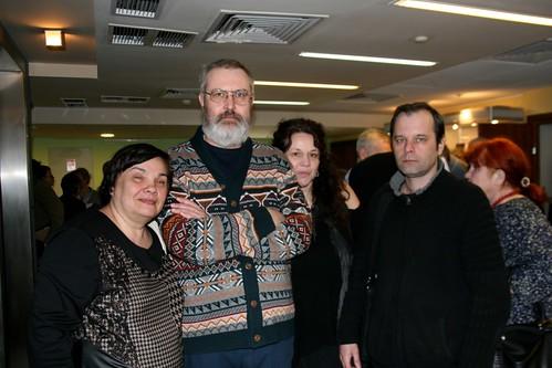 Апр 24 2014 - 16:38 - Светлана Василенко, Олег Павлов, Елизавета Емельянова-Сенчина, Роман Сенчин
