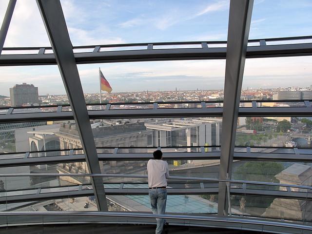 Looking Berlin