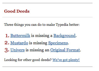 Typedia: A Shared Encyclopedia of Typefaces | by soldierant