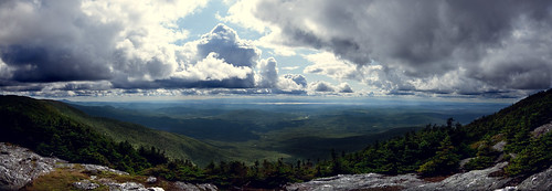 trees sky mountain newyork clouds landscape vermont view stitched vt lakechamplain mountmansfield