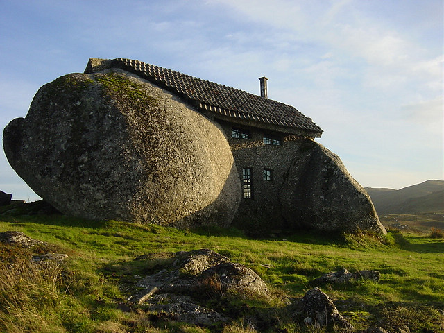 The true Stone House