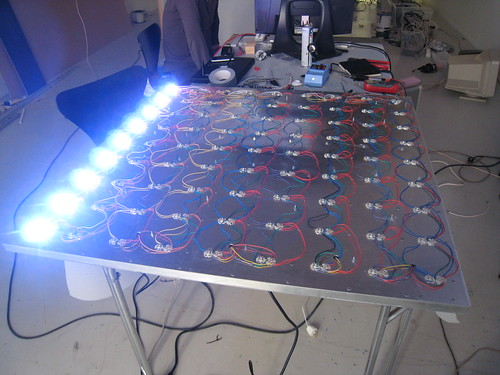what 2000 euros worth of LEDs looks like | by tjriley82