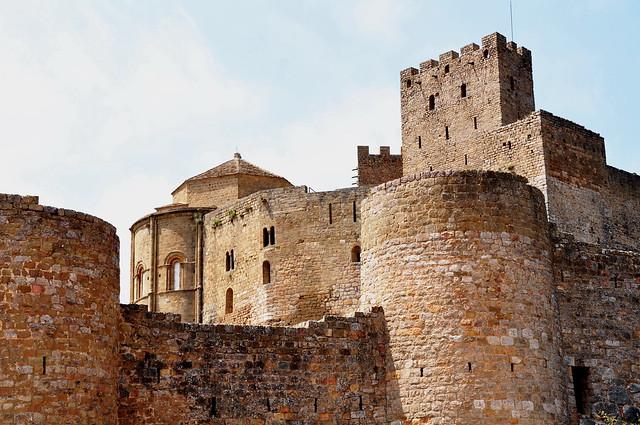 34 - Castillo de Loarre - Huesca - Spain