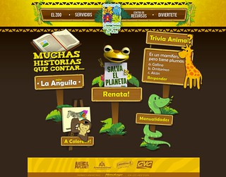 Zoológico de Cali - Developed for: himalayasem.com