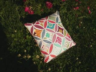 Summer Killebrew - Charming Window Pillow