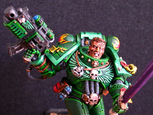 Inquisitor Scale Space Marine