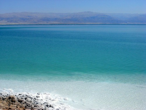 The Salty Dead Sea | by kudumomo