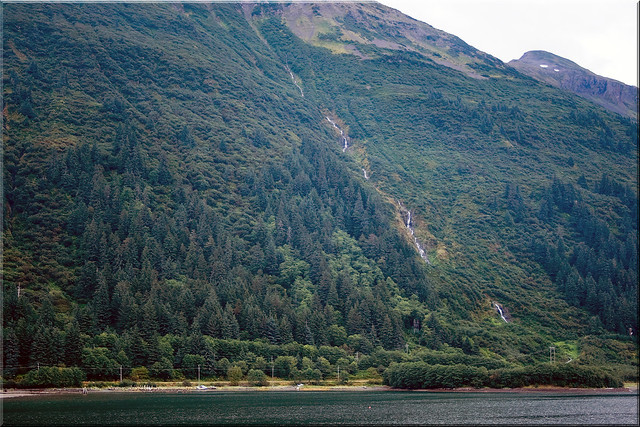 The Weeping Hills of Juneau
