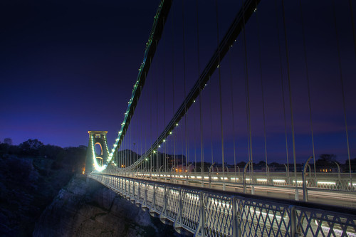 Clifton Suspension Bridge at Night 3 | by Chris J Bowley